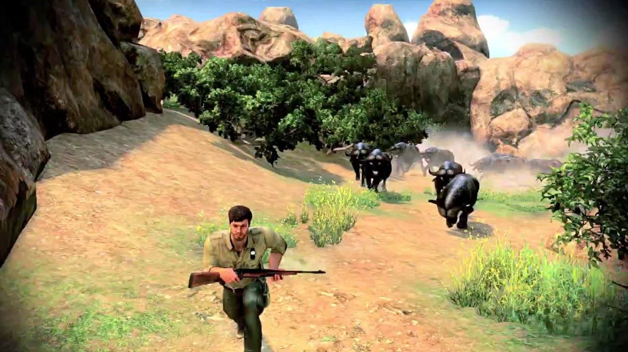 Скриншот Cabela's African Adventures (2013) РС