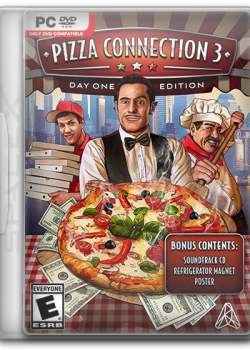 Pizza Connection 3 (2018) PC