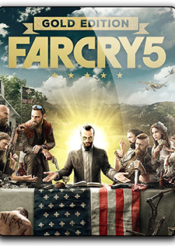 Far Cry 5: Gold Edition (2018) PC