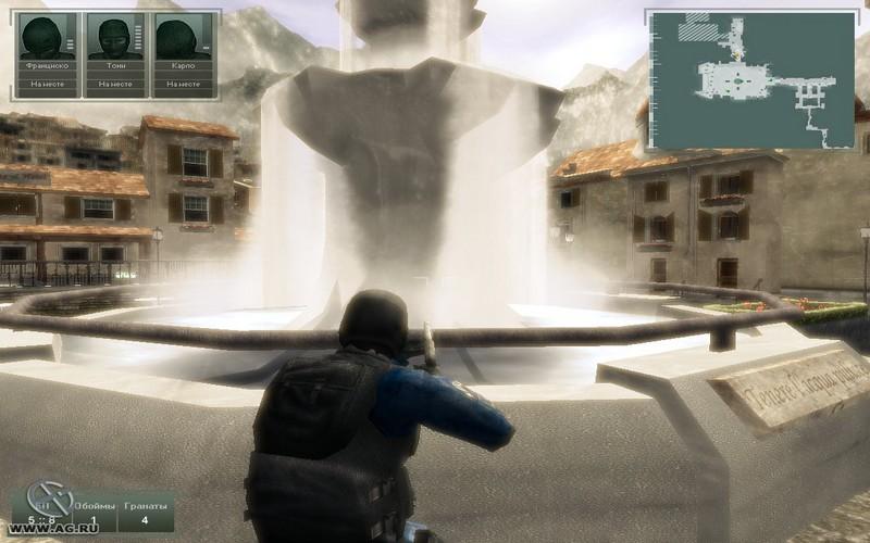 Скриншот EuroCops (2006) PC