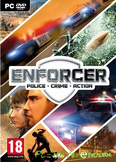 Enforcer: Police Crime Action (2014) РС