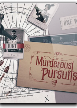 Murderous Pursuits (2018) PC