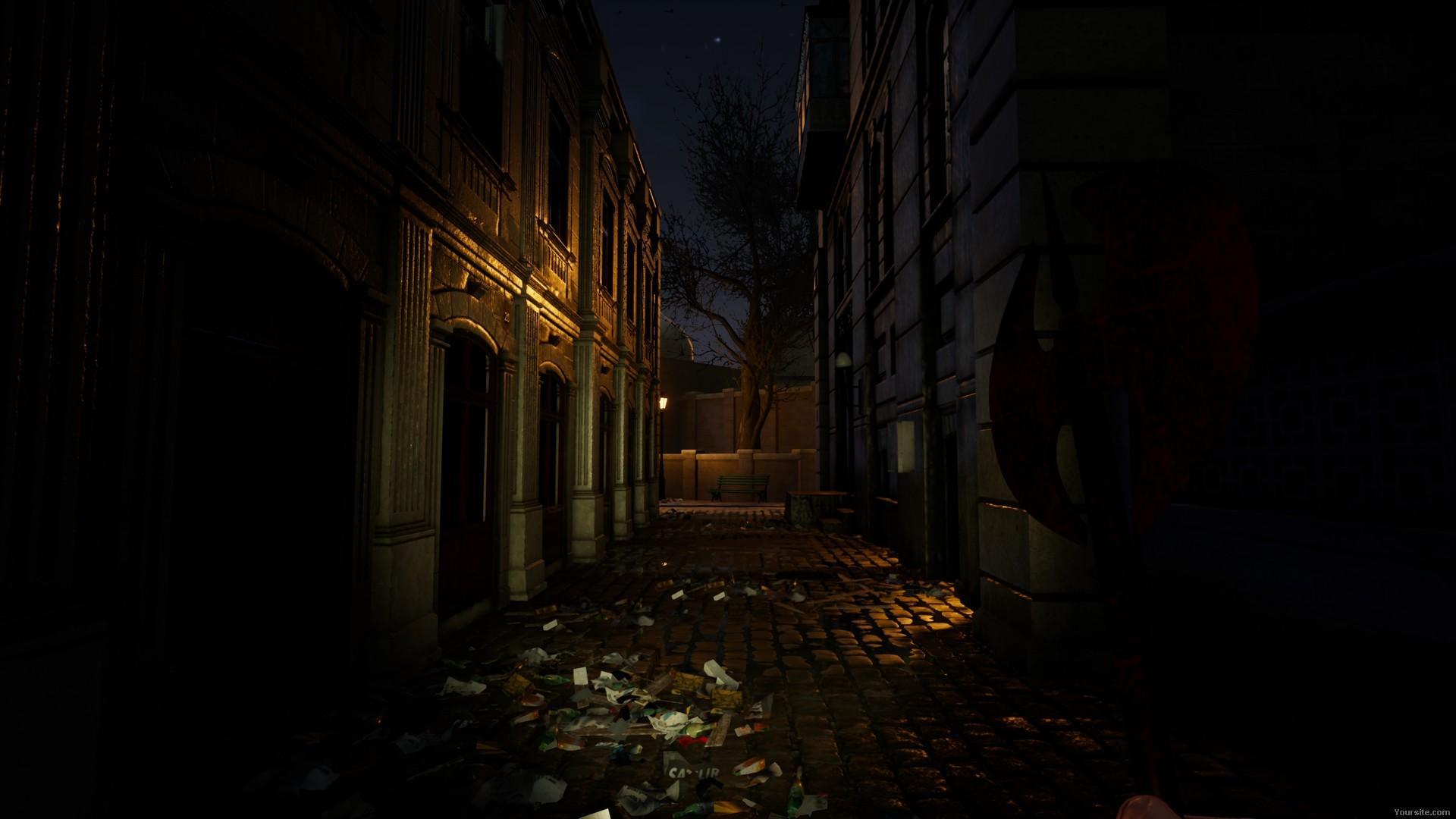 Скриншот The Last DeadEnd (2018) PC