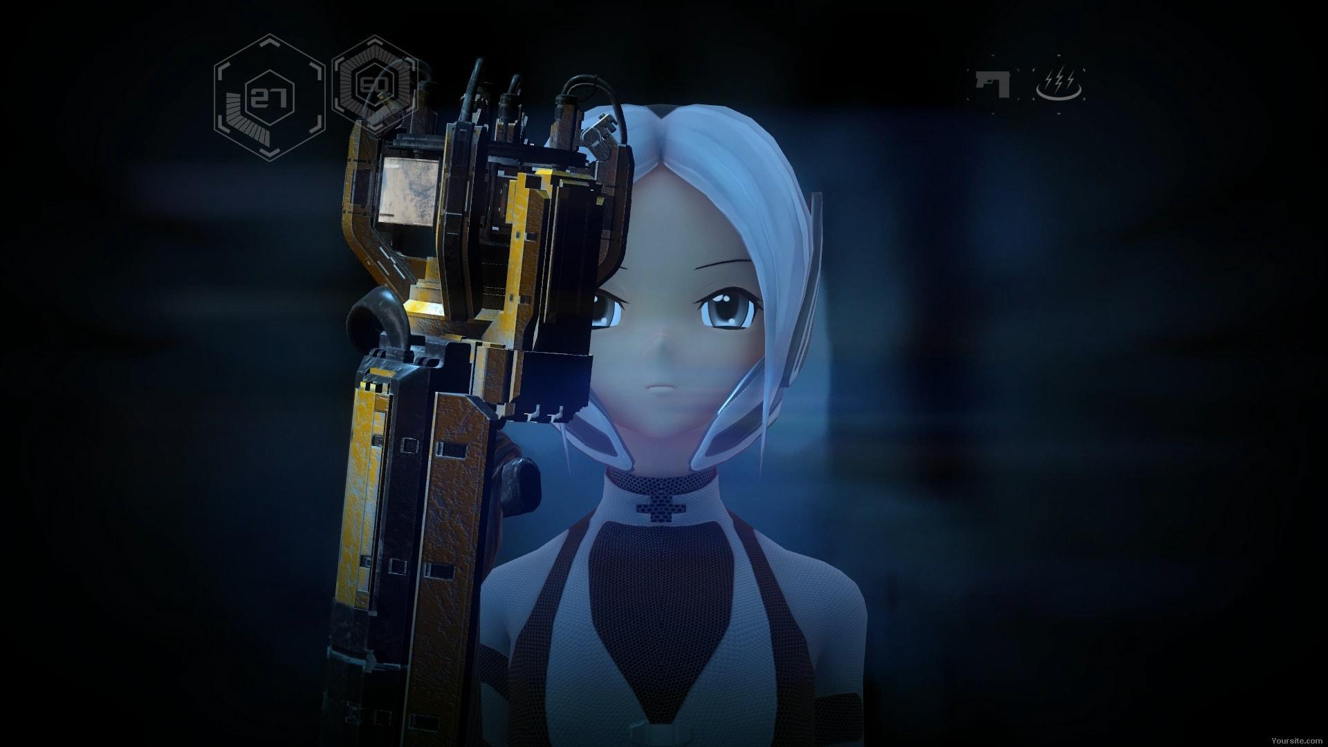 Скриншот Exaella (2018) PC