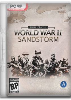 Order of Battle: World War 2 [v.6.1.7 + 10 DLC] (2016) PC