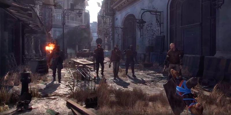 Скриншот Dying Light 2 (2019) РС