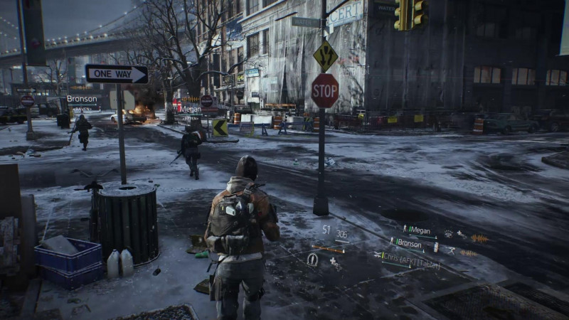 Скриншот Tom Clancy's The Division 2 (2019) РС