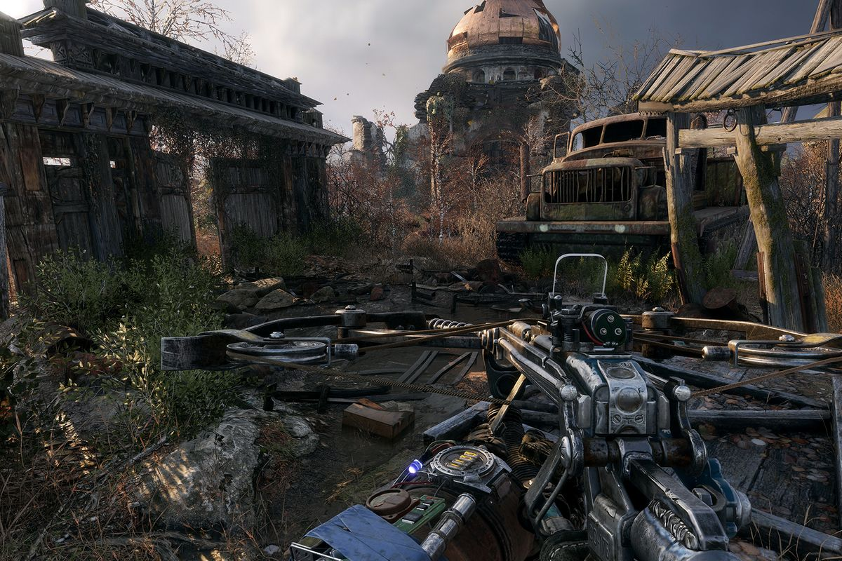 Скриншот Metro Exodus (2019) РС