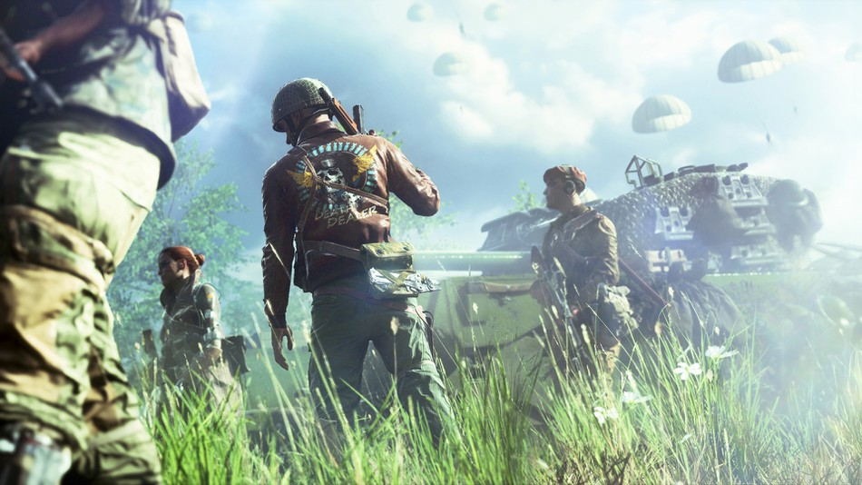 Скриншот Battlefield V (2018) РС