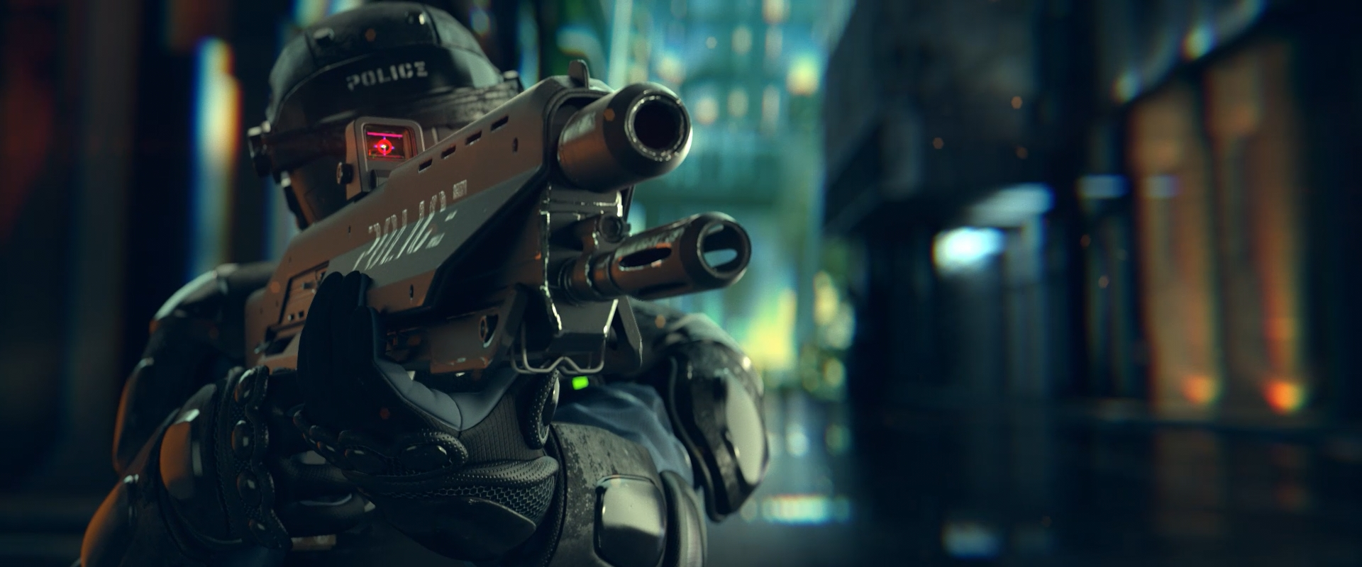 Скриншот Cyberpunk 2077 (2019) РС
