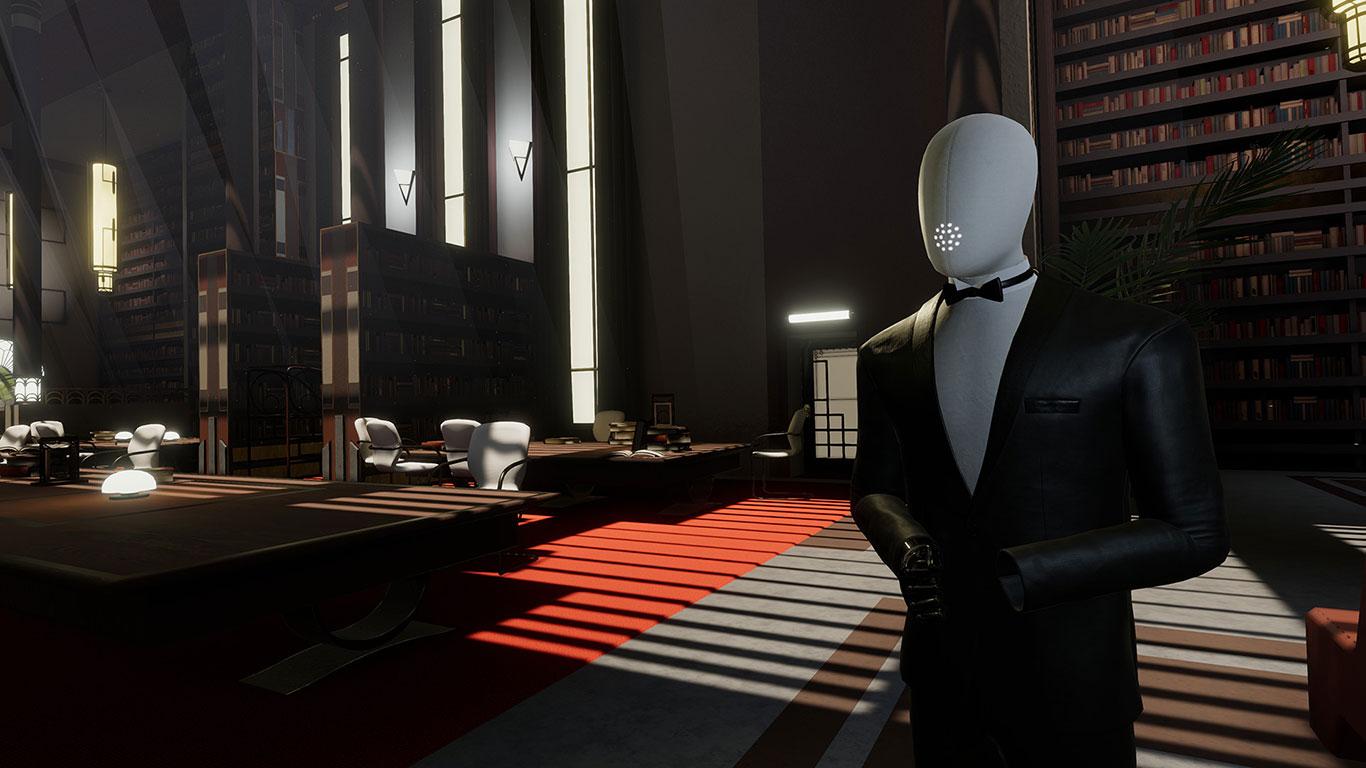 Скриншот The Spectrum Retreat (2018) PC