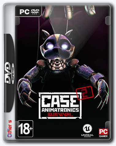 CASE 2: Animatronics Survival (2018) PC