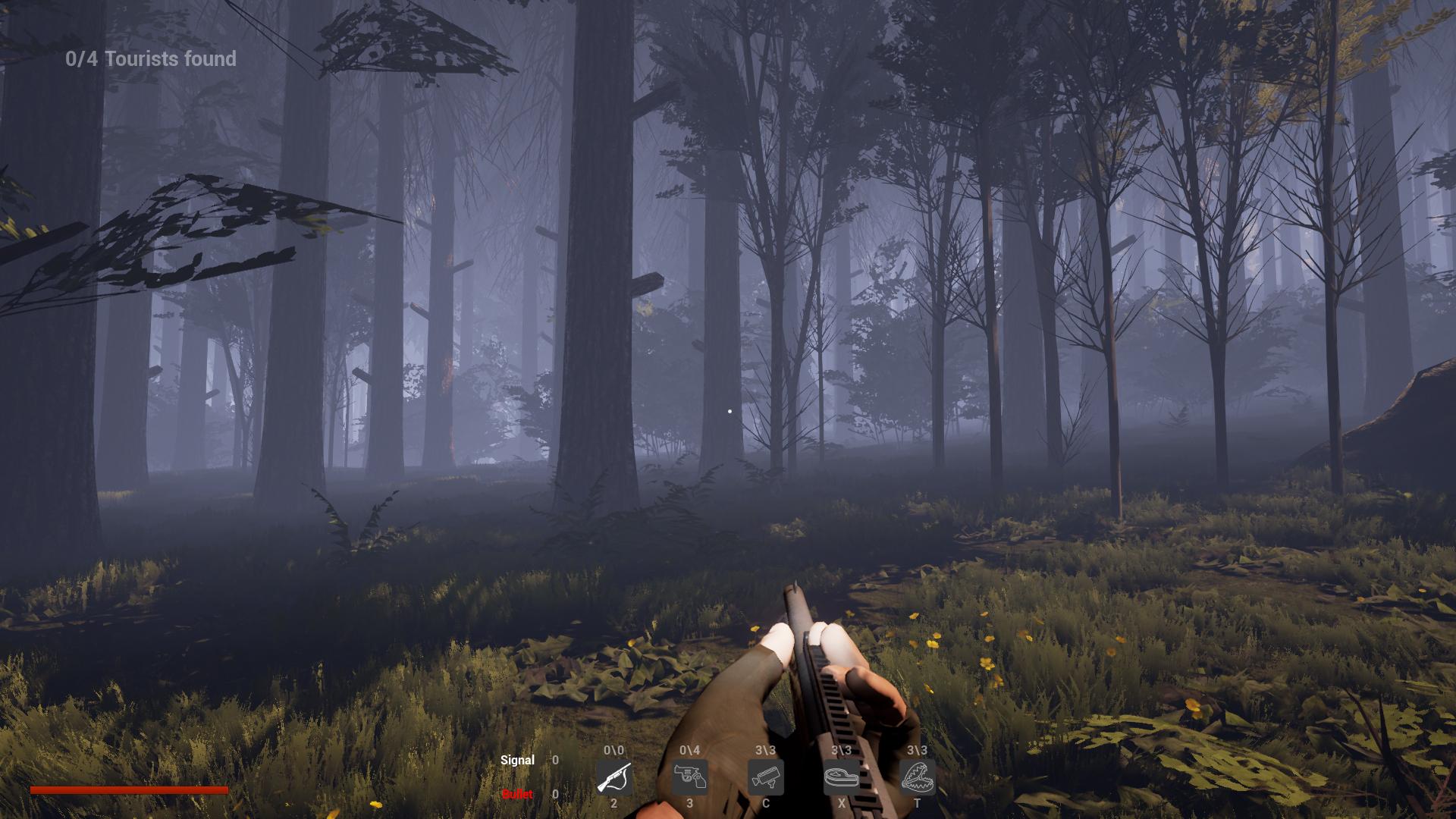 Скриншот Bigfoot (2018) PC