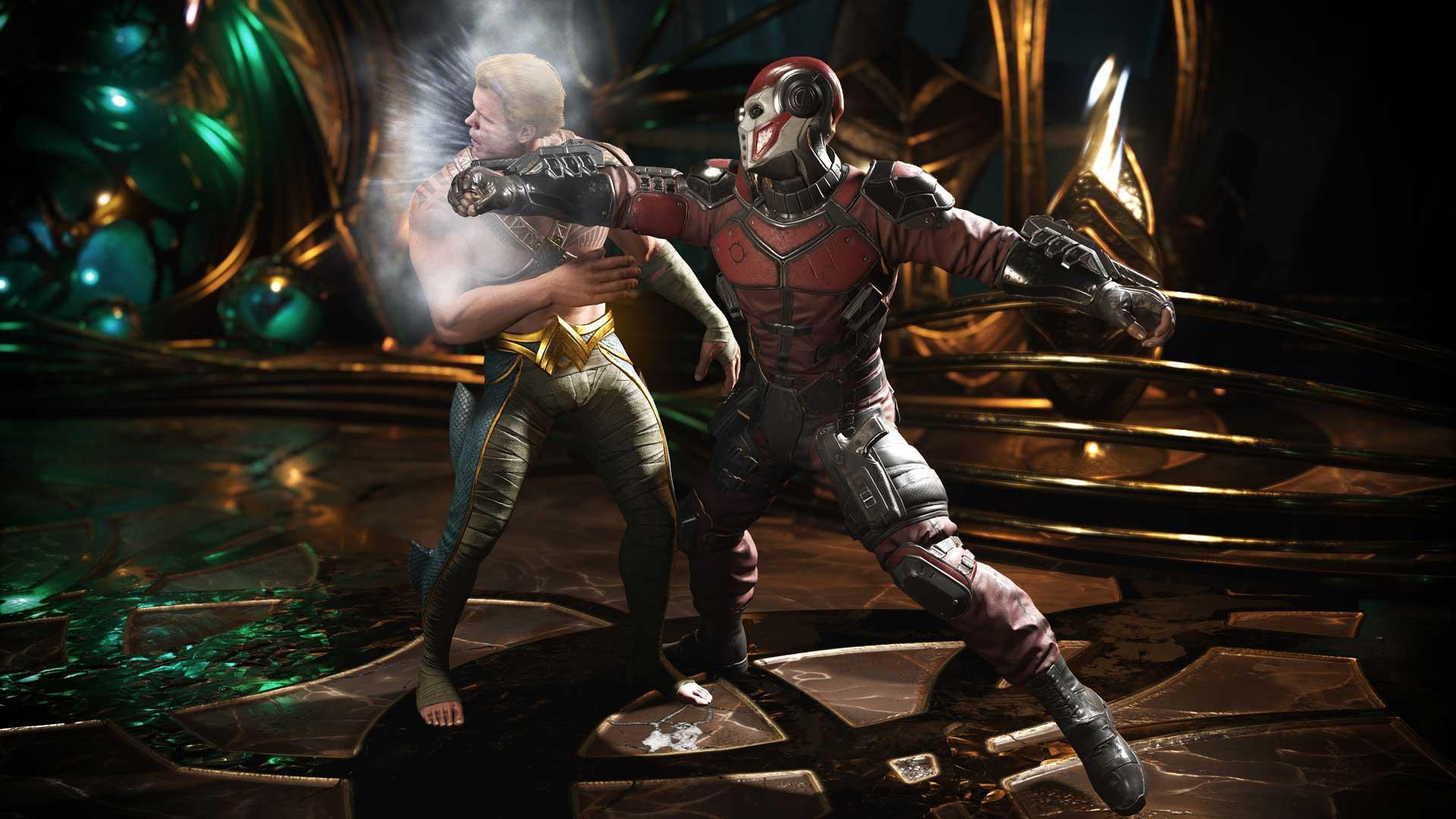 Скриншот Injustice 2: Legendary Edition (2017) PC