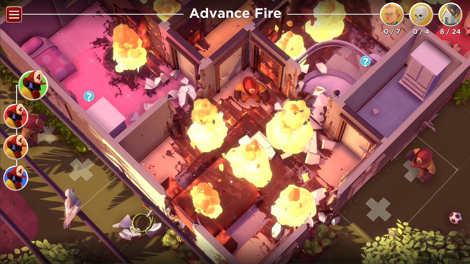 Скриншот Flash Point Fire Rescue (2018) РС