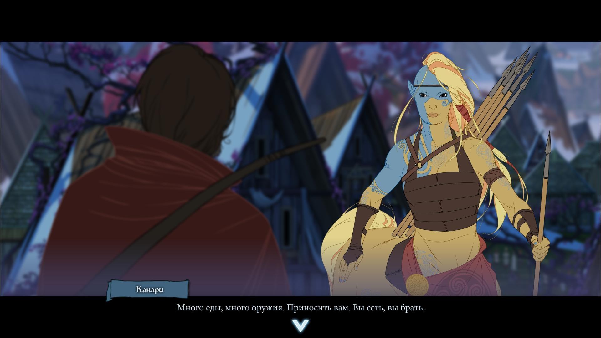 Скриншот The Banner Saga 3 (2018) PC