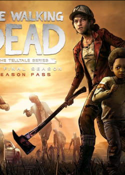 The Walking Dead: The Final Season - Episode 1-2 (2018) PC