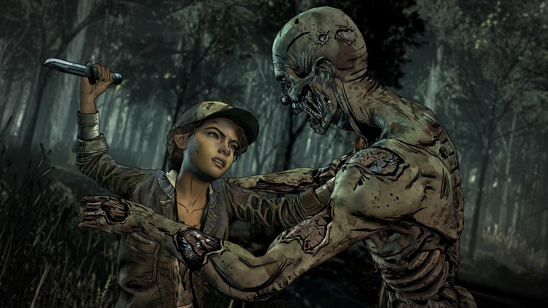 Скриншот The Walking Dead: The Final Season - Episode 1-2 (2018) PC