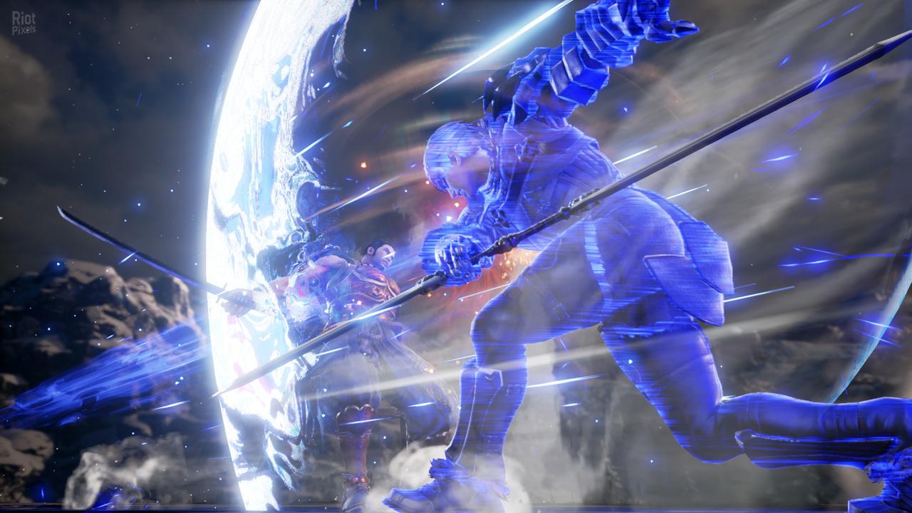 Скриншот Soulcalibur VI: Deluxe Edition (2018) PC