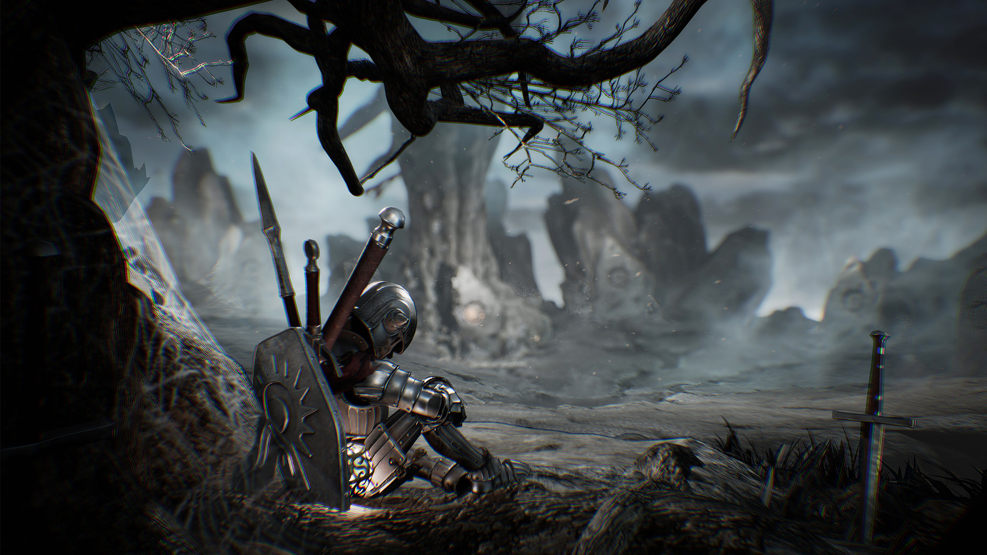Скриншот Sinner: Sacrifice for Redemption (2018) PC