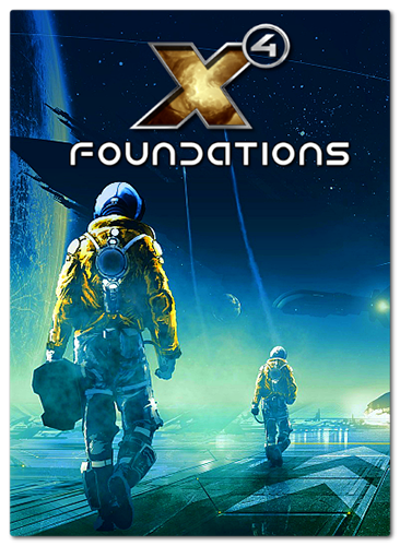 X4: Foundations [v 1.30 + 1 DLC] (2018) PC