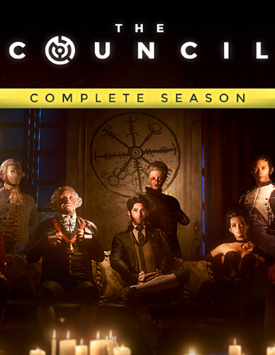 The Council: Complete Season. Episode 1-5 (2018) PC