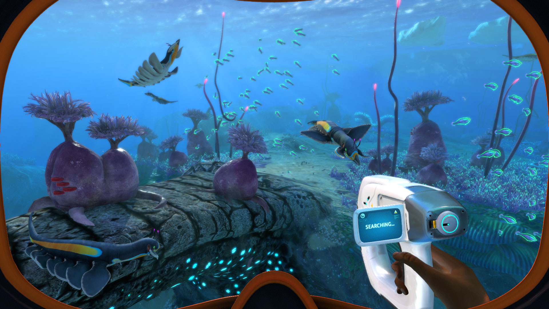 Скриншот Subnautica: Below Zero (2019) PC