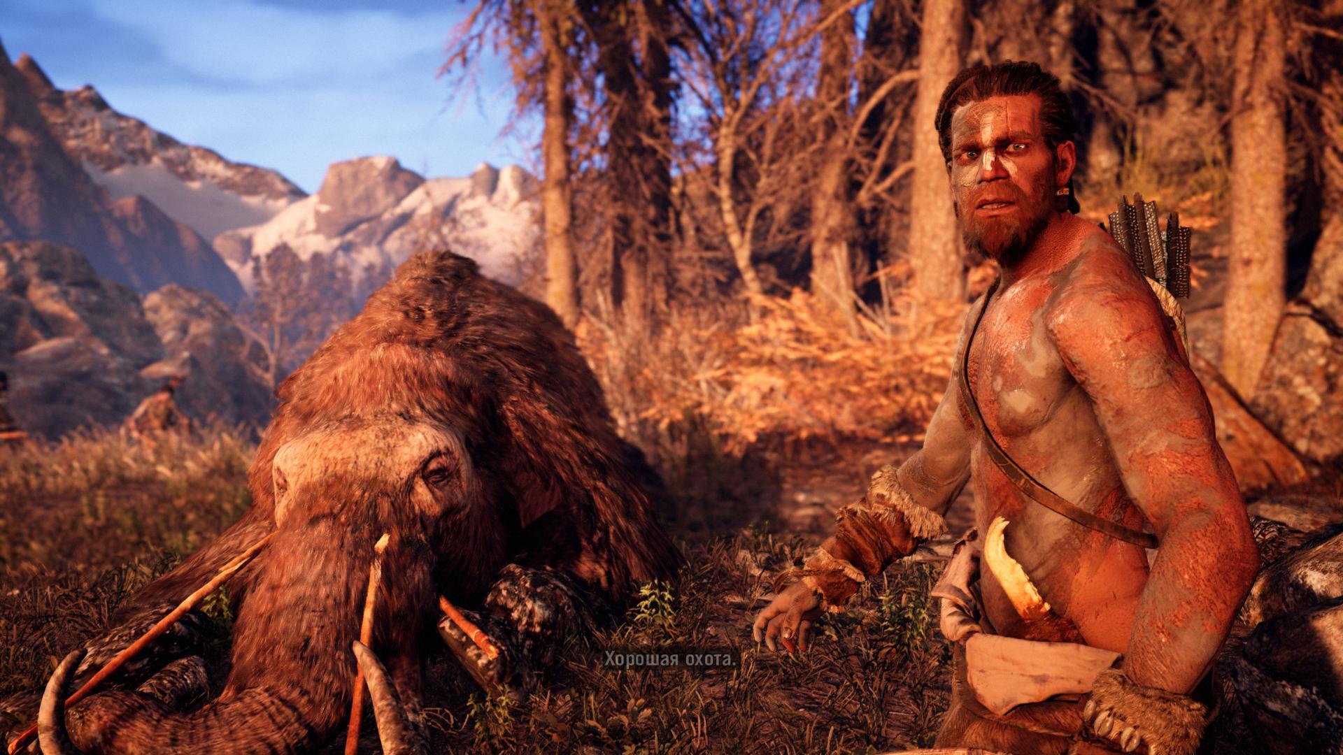Скриншот Far Cry Primal Apex Edition v1.3.3 (2016) PC
