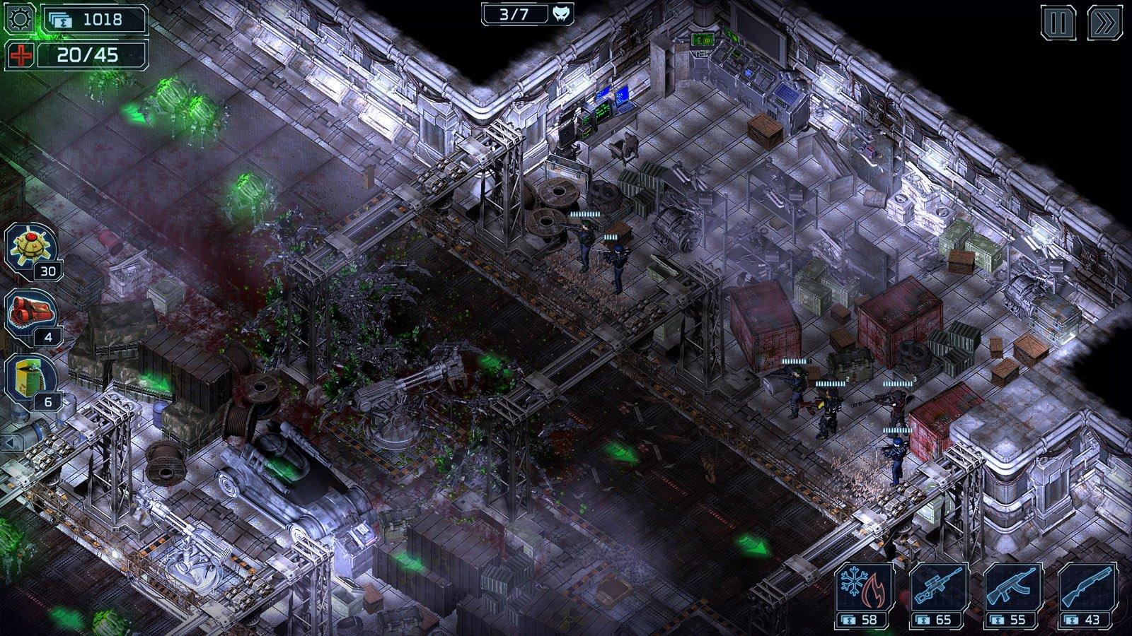 Скриншот Alien Shooter TD v1.0.8 (2017) PC