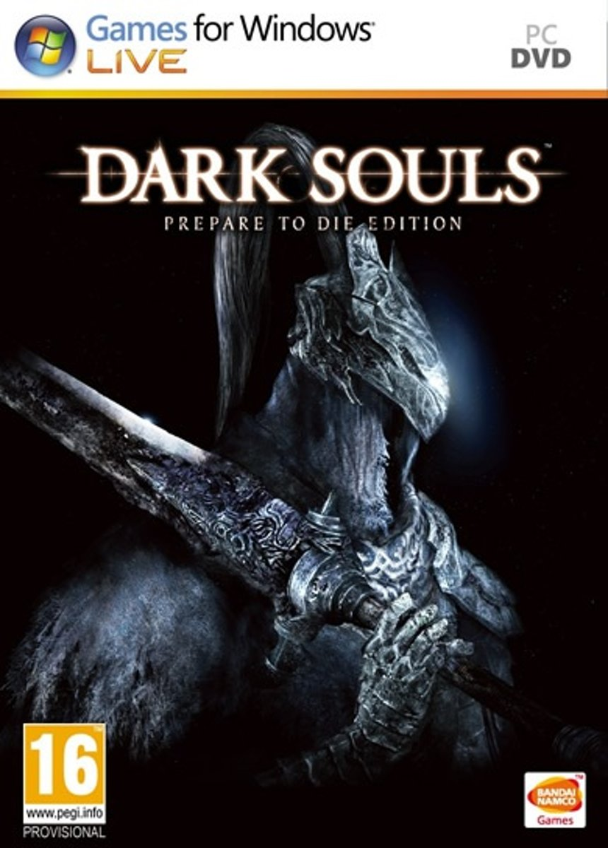 Dark Souls: Prepare to Die Edition (2012) РС