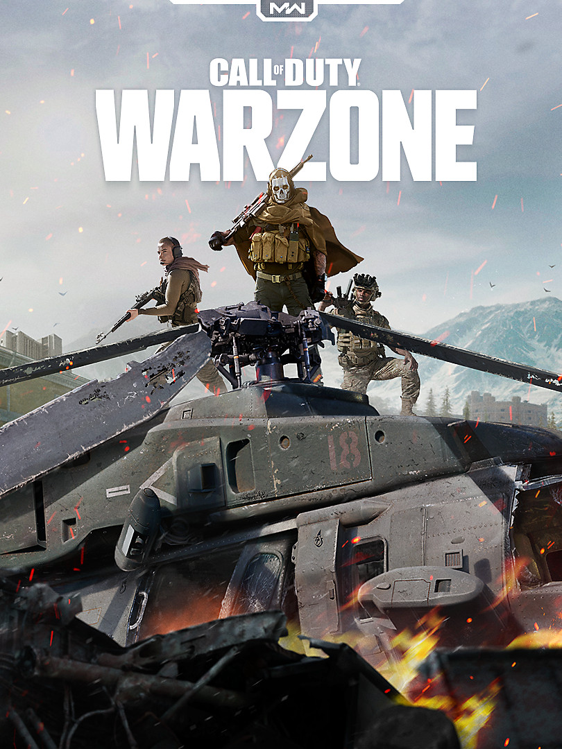 Call of Duty: Warzone (2020) РС
