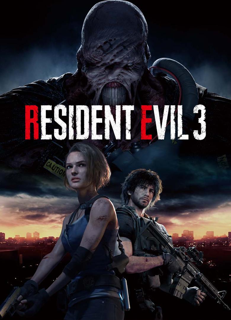 Resident Evil 3 Remake (2020) РС