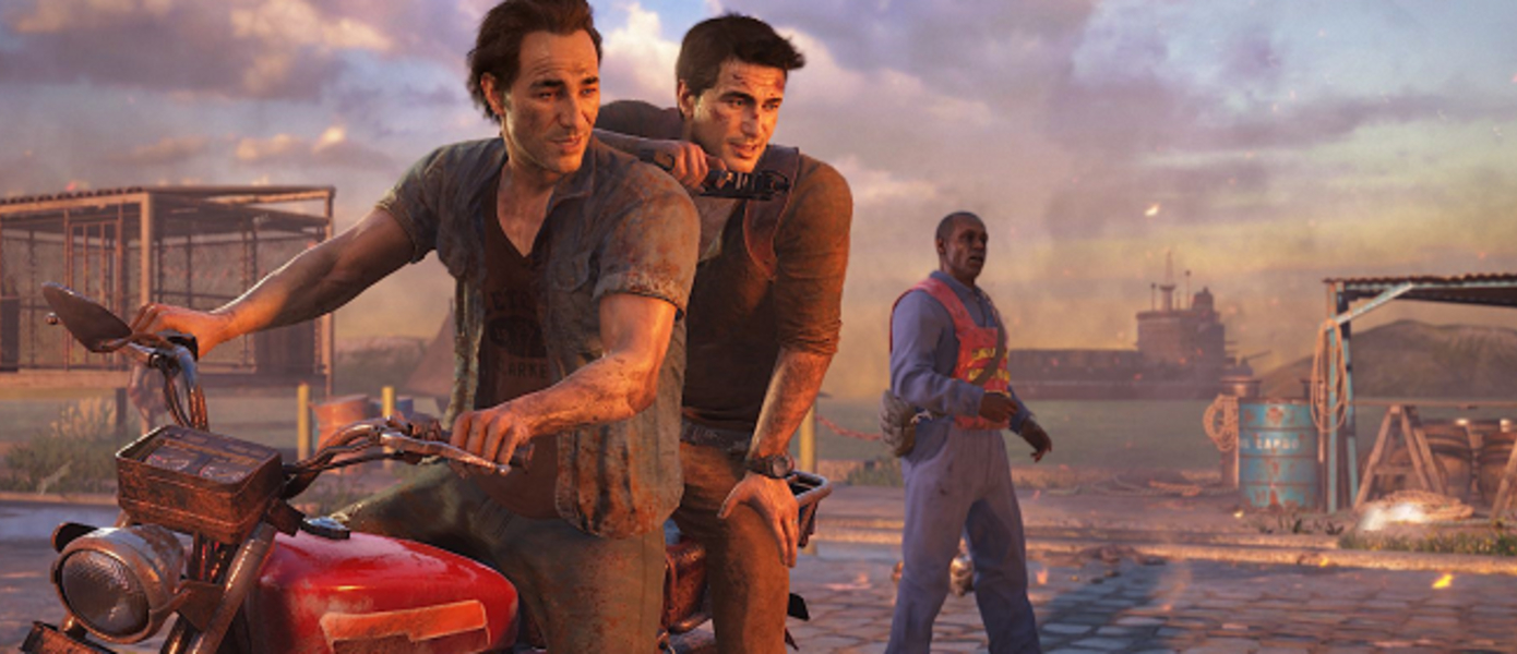 Скриншот Uncharted 4: A Thief's End (2016) на ПК