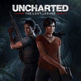 Uncharted: The Lost Legacy (2017) на ПК