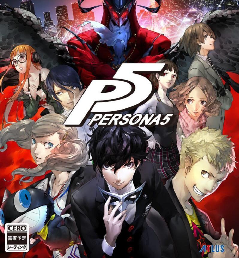 Persona 5 на ПК