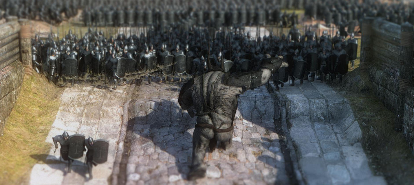 Скриншот Rise of Mordor Total War