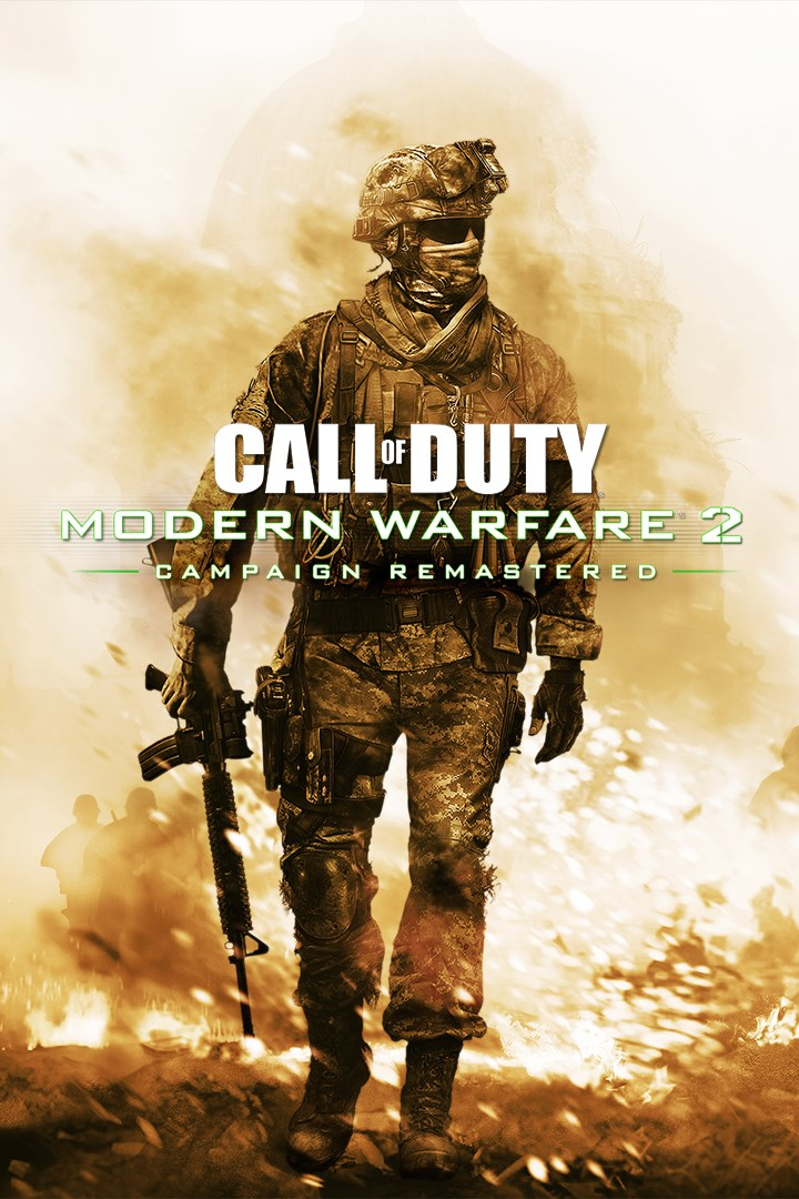 Call of Duty: Modern Warfare 2 - Campaign Remastered репак от FitGirl