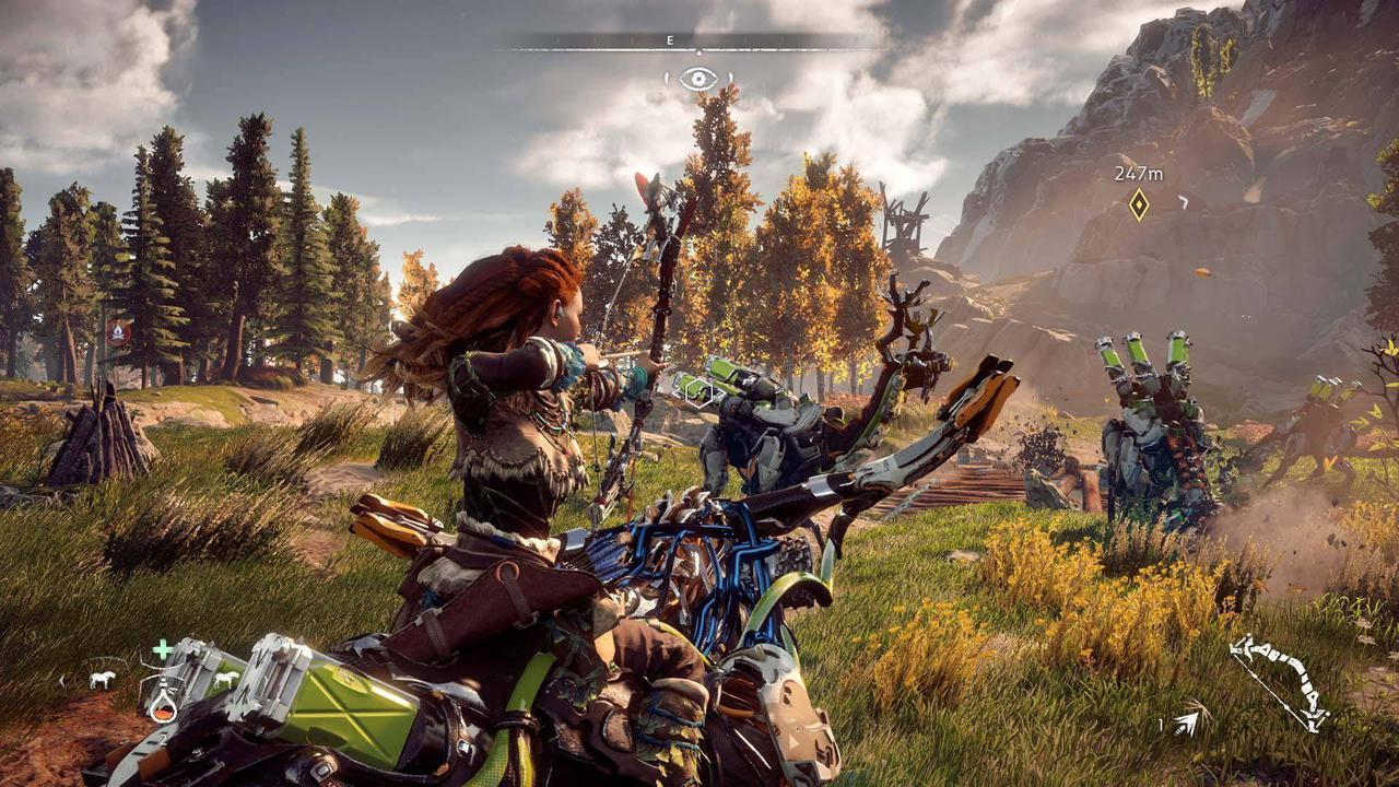 Скриншот Horizon Zero Dawn: Complete Edition репак от FitGirl