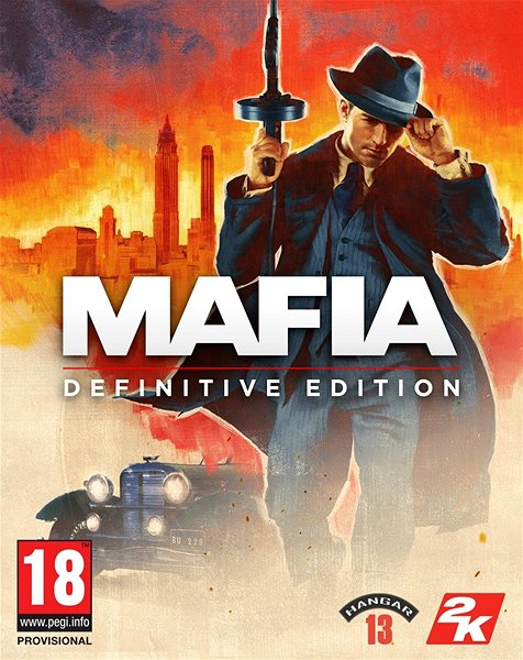Mafia: Definitive Edition репак от Хатаб