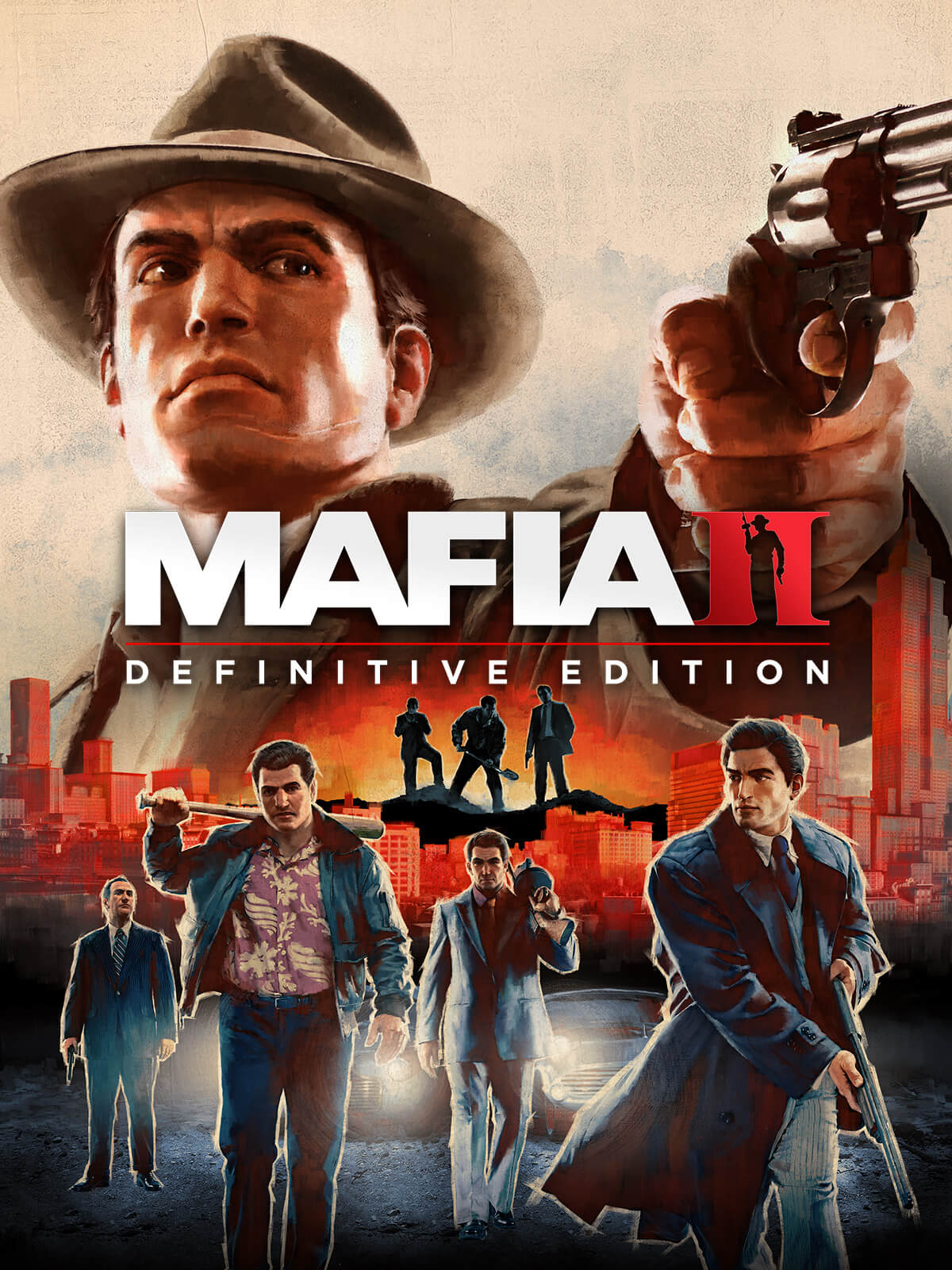 Mafia II: Definitive Edition репак от FitGirl