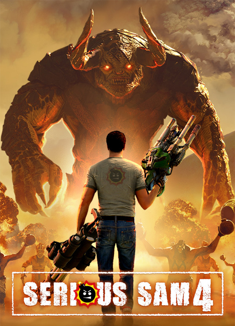 Serious Sam 4: Deluxe Edition репак от Хатаб