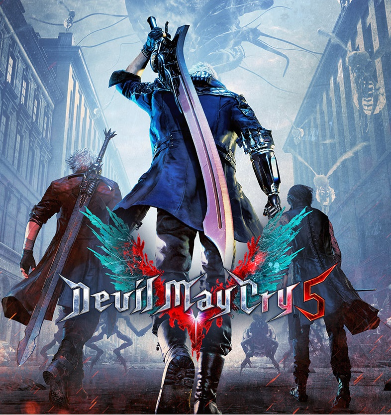 Devil May Cry 5 репак от FirGirl