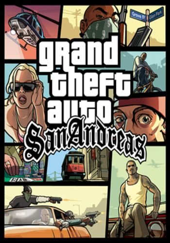 GTA San Andreas – Collection 10 в 1