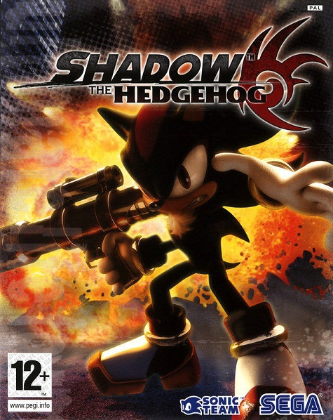 Shadow The Hedgehog игра