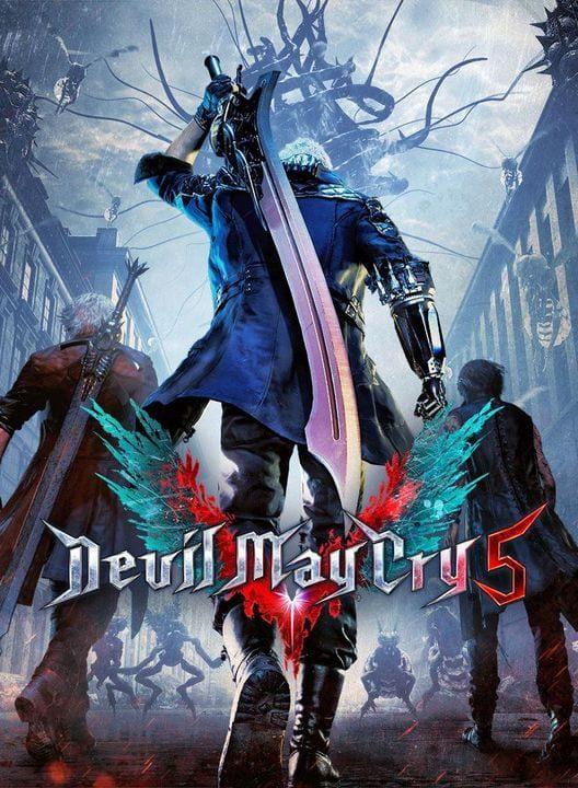 Devil May Cry 5: Deluxe Edition (2019) PC