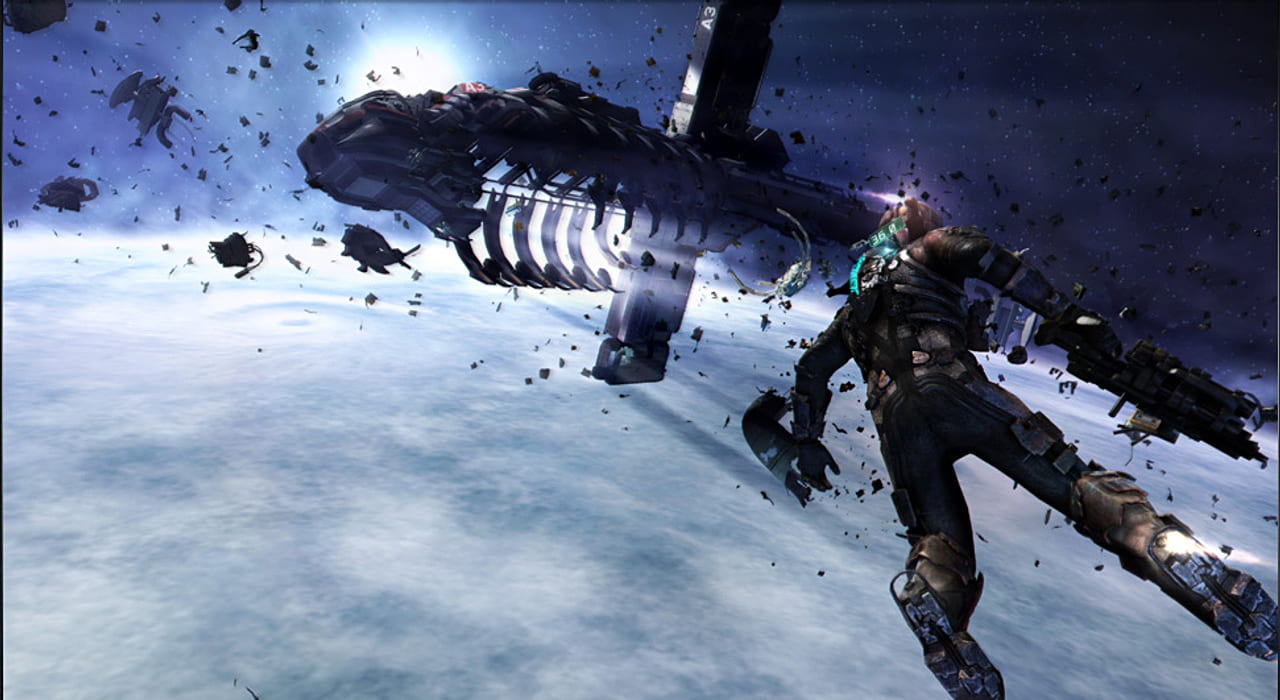 Скриншот Dead Space - Anthology (2008-2013) PC