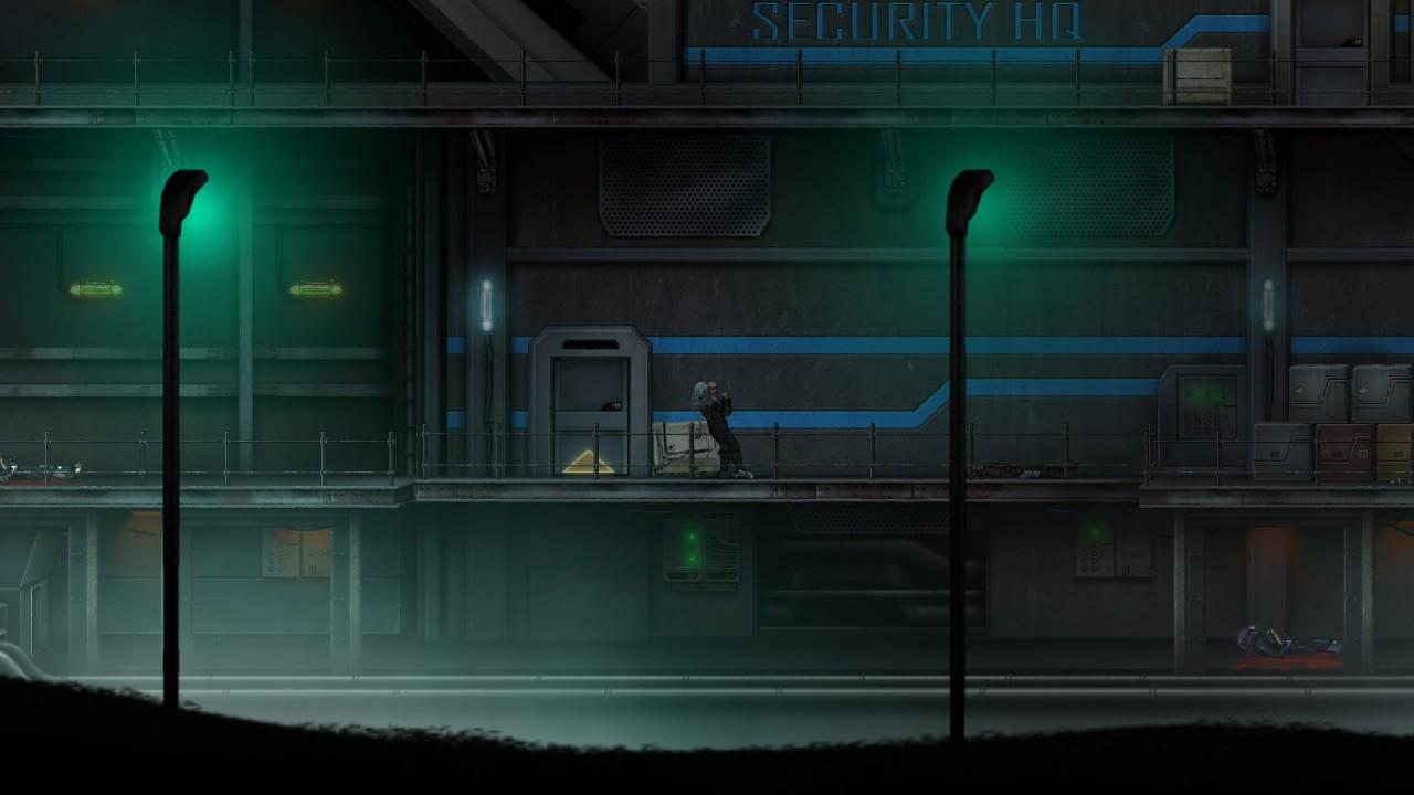 Скриншот Dex (2015) PC
