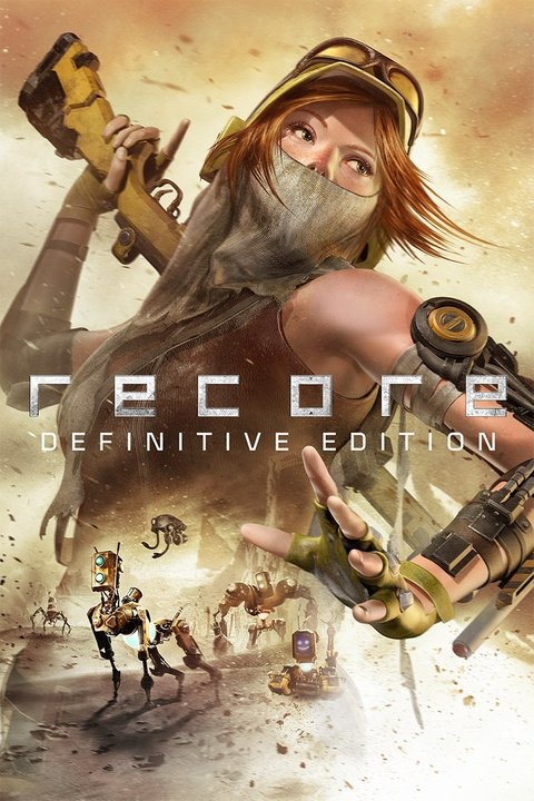 ReCore: Definitive Edition (2017) PC