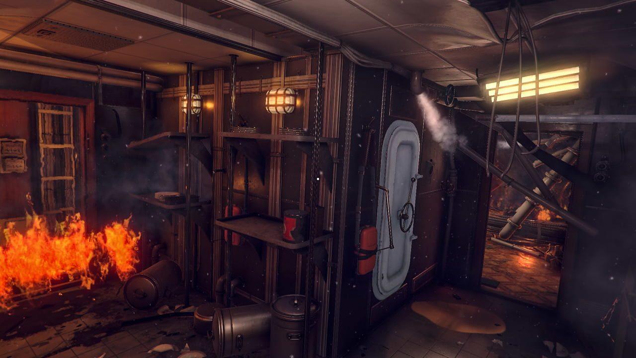 Скриншот Kursk (2018) PC