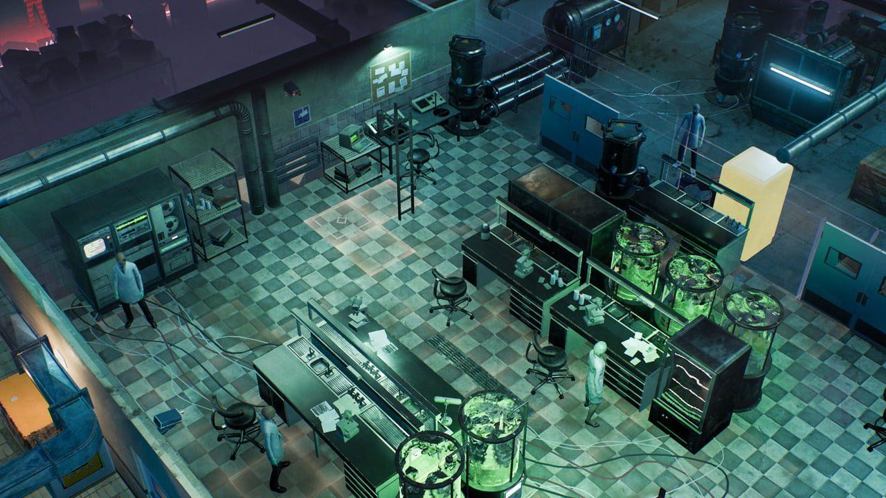 Скриншот Phantom Doctrine (2018) PC